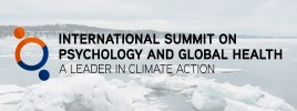 MINIATURA_The International Summit on Psychology and Global Health: